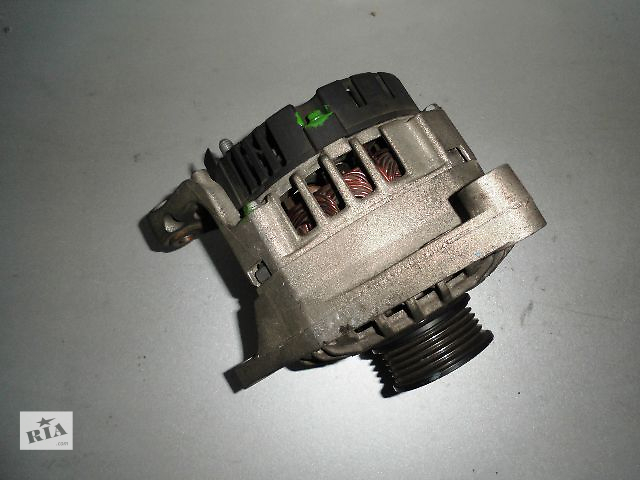 бу Б/у генератор/щетки для легкового авто Volkswagen Tiguan 2.0TDi,TFSi 2007-2009 90A. в Буче (Киевской обл.)