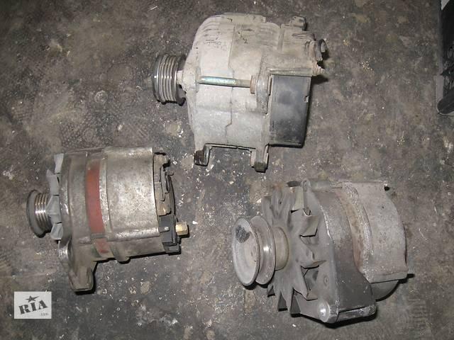 продам Б/у генератор/щетки для легкового авто Volkswagen Vento бу в Ровно