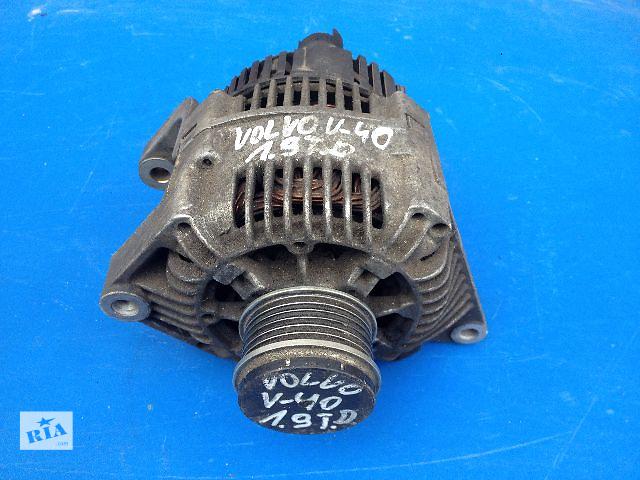 купить бу Б/у генератор/щетки для легкового авто Volvo V40 1.9TD (7700823707) (A13VI57) в Луцке