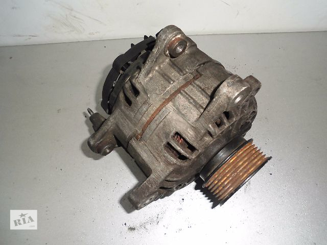купить бу Б/у генератор/щетки для легкового авто Volvo V70 2.5TDi, 2.4D 1997-2007 70-120A. в Буче