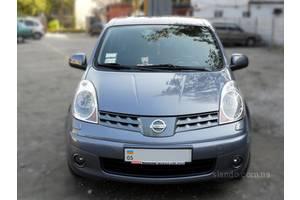 б/у Генераторы/щетки Nissan Note