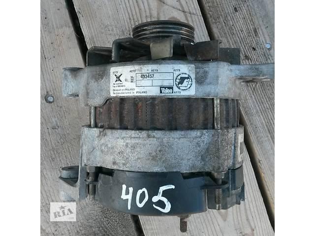 купить бу Б/у генератор/щетки 433457 для седана Peugeot 405 1990г в Киеве