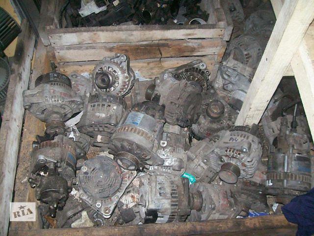 купить бу Б/у генератор/щетки для универсала Ford Transit в Одессе