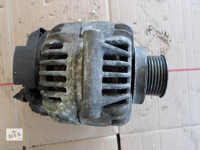 продам Б/у Генератор/щетки Двигатель 1,6 16V бензин Рено Сценик Renault Scenic 2003 бу в Рожище