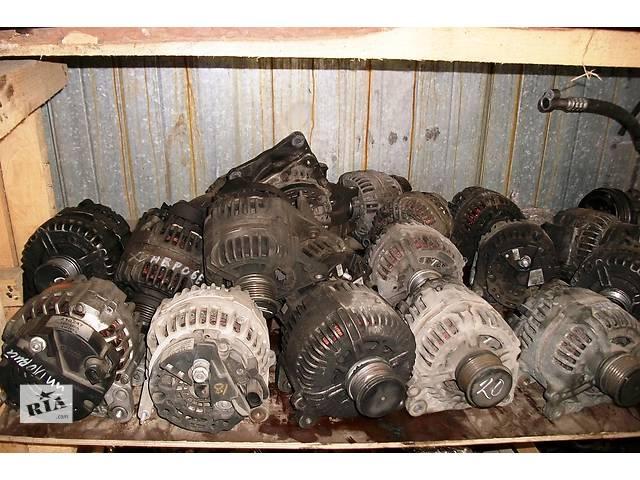 купить бу Б/у Генератор/щетки Volkswagen Crafter Фольксваген Крафтер 2.5 TDI 2006-2010 в Луцке