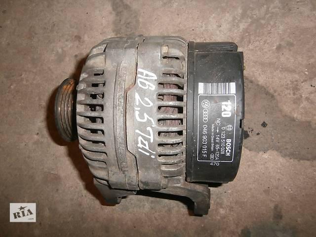 Б/у генератор для легкового авто седана Audi A6 Volkswagen Passat B4,Octavia A4 - A6- объявление о продаже  в Львове