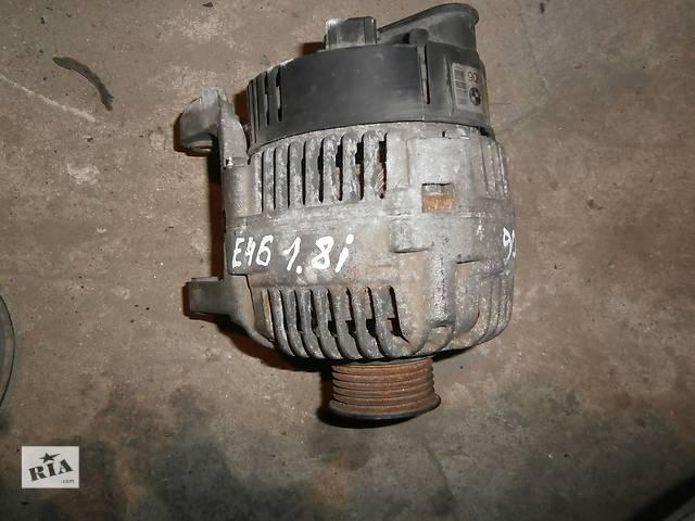 бу Б/у генератор/щітки для седана BMW 318 в Львове