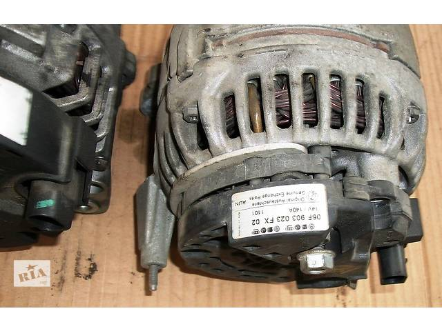 """бу Б/у Генератор/щітки Volkswagen Crafter Фольксваген Крафтер"""": 2.5 TDI 2006-2010 в Луцке"""