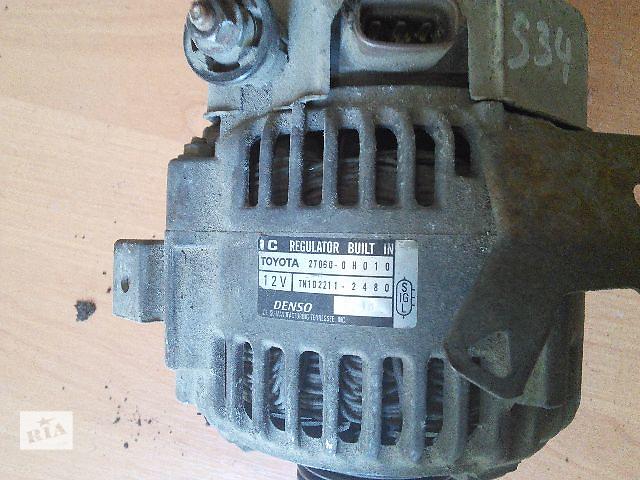 купить бу Б/у генератор Toyota Camry SV30  27060-0H010  TN102211-2480 в Одессе