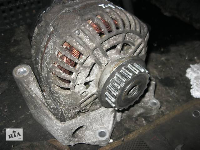 бу Б/у генератор Volkswagen T5 2.5 tdi в Ровно