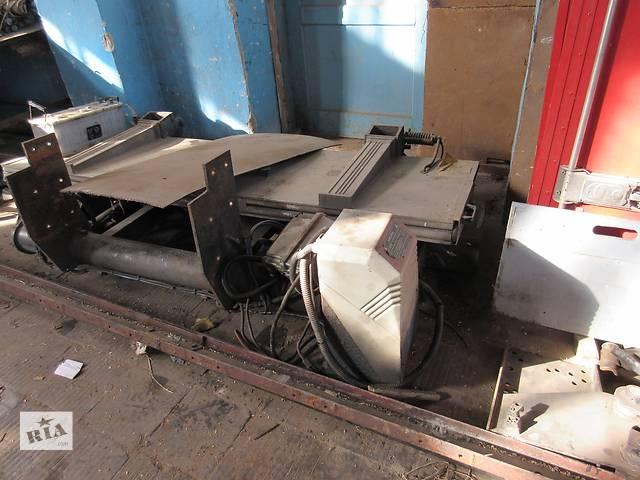 Б/у гидроборт для грузовика MAN- объявление о продаже  в Бучаче