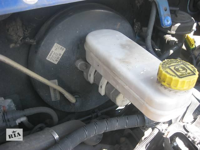 продам Б/у главный тормозной цилиндр Citroen Jumper 2006- бу в Ровно