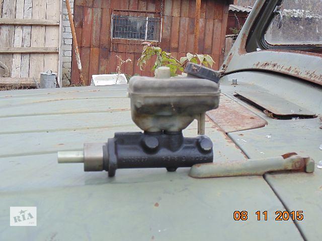 купить бу Б/у главный тормозной цилиндр для минивена Mercedes Vito 2002 в Хмельницком