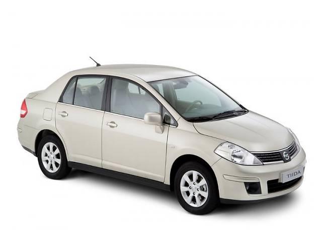 купить бу Б/у глушитель для хэтчбека Nissan TIIDA в Одессе