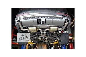 б/у Глушитель Audi Q7