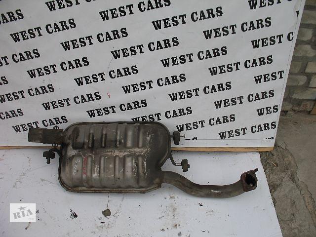 бу Б/у глушитель для легкового авто Kia Cerato 2005 в Луцке