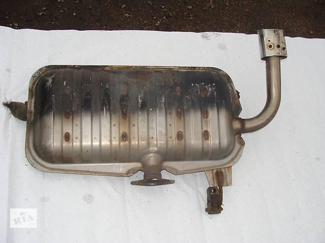 купить бу Б/у глушитель для седана Mitsubishi Lancer X в Черкассах