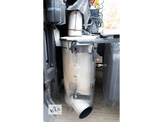 Б/у глушитель глушник Renault Magnum Рено Магнум 440 DXI Evro3 2005г.- объявление о продаже  в Рожище