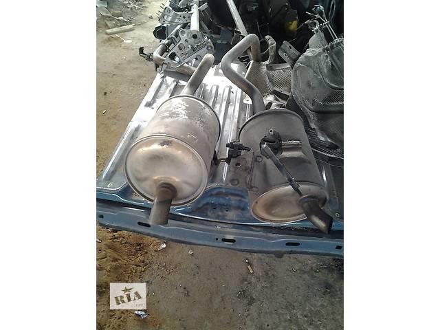 купить бу Б/у Глушитель Renault Kangoo Кенго 1,5 DCI К9К 2008-2012 в Рожище
