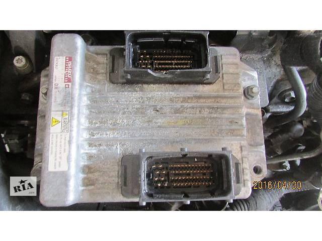 Б/у GM 97376383 Denso 8973763830 блок управления двигателем для легкового авто Opel Combo 2004- объявление о продаже  в Хусте