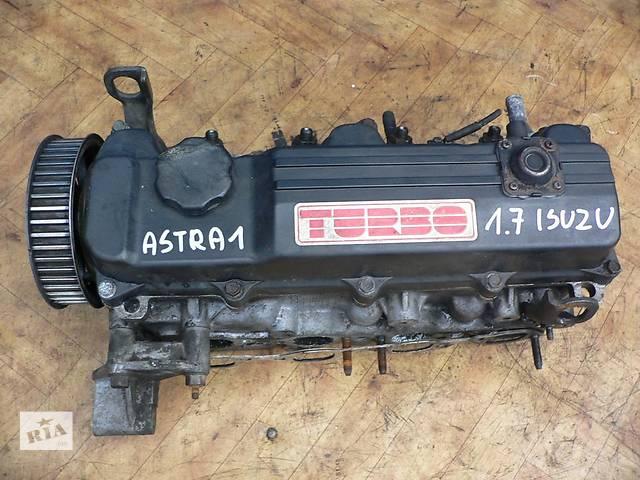 купить бу Б/у головка блока 1.7 isuzu астра ф для легкового авто Opel Astra F в Львове