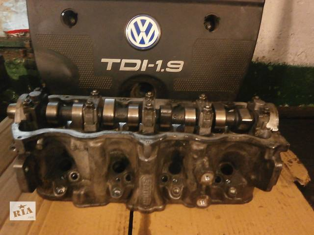 купить бу Б/у головка блока 1.9 тді Volkswagen Golf 2003 р. в Рахове