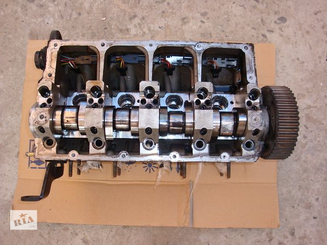 бу Б/у головка блока AXB AXC BRR BRS 1.9TDi 62kw 63kw 75kw 77kw для легкового авто Volkswagen T5 (Transporter) 2008 в Хусте