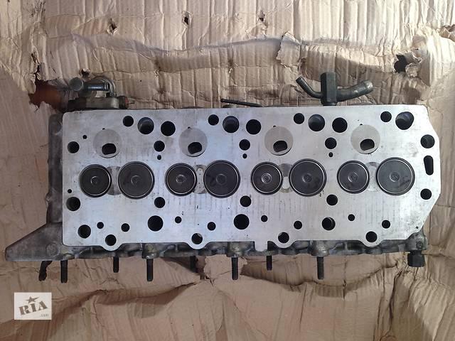 продам Б/у головка блока для Hyundai H 200 H1 Galloper маркировка мотора D4BF 2,5 TDI бу в Харькове