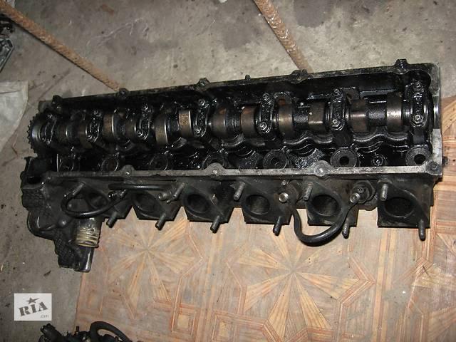 бу Б/у головка блока для легкового авто BMW 325 525 2.5TDS в Ковеле