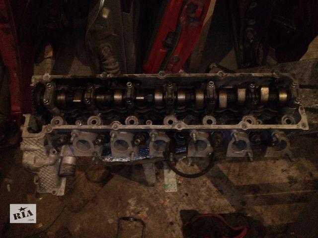 Б/у головка блока для легкового авто BMW 525 2.5TDS- объявление о продаже  в Ковеле
