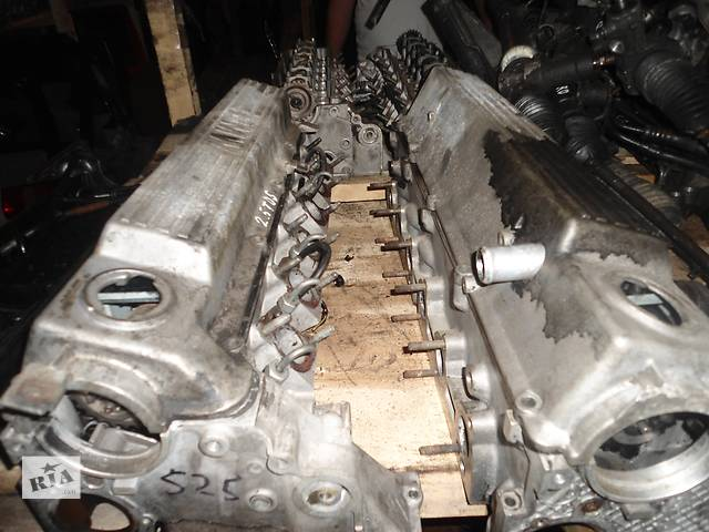бу Б/у головка блока для легкового авто BMW ОРЕL RANGE ROVER 2.5TDS в Ковеле