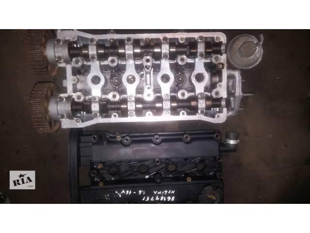 купить бу Б/у головка блока для легкового авто Daewoo Lanos,Nubira  1.6 бинзин в Ковеле