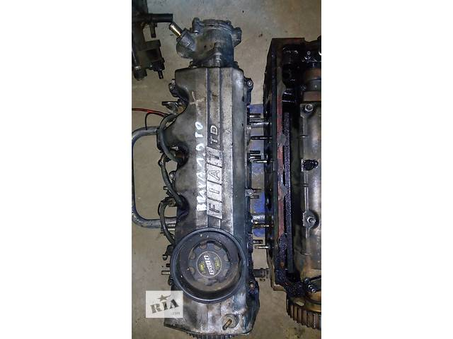 продам Б/у головка блока для легкового авто Fiat Brava1.9TD бу в Луцке