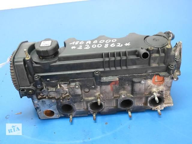 купить бу Б/у головка блока для легкового авто Fiat Marea 1.9JTD 186A6000 в Яворове