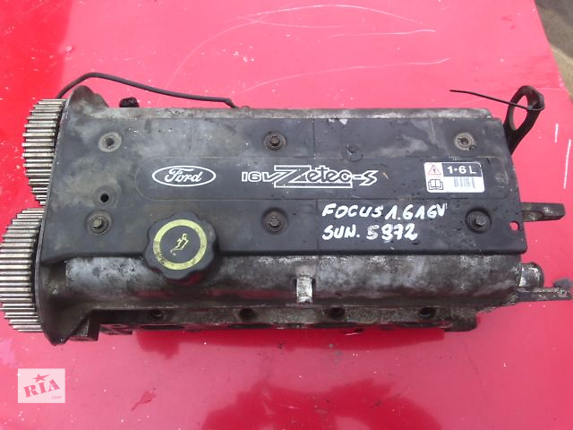 продам Б/у головка блока для легкового авто Ford Focus бу в Ковеле