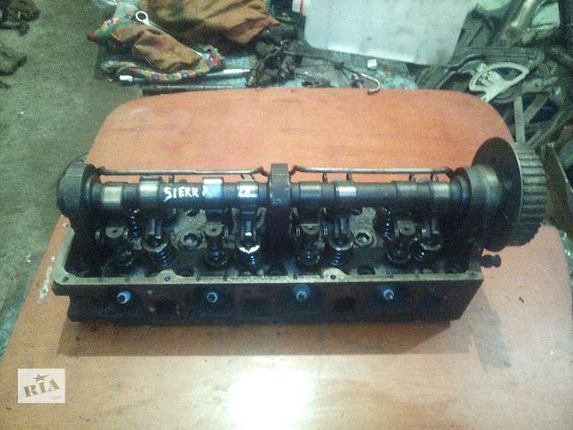 купить бу Б/у головка блока для легкового авто Ford Sierra 1.8 OHC в Ковеле