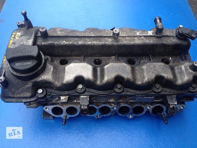 бу Б/у головка блока для легкового авто Hyundai i30 1.6 CRDI (22111-2A100)  в Луцке