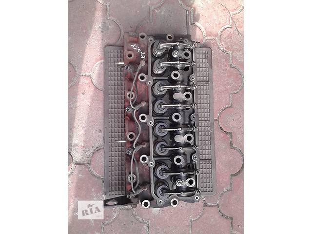 купить бу Б/у головка блока для легкового авто Kia Pregio 2.7D в Ковеле