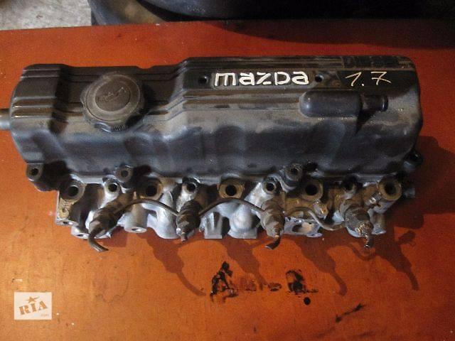 Б/у головка блока для легкового авто Mazda 323 1.7d- объявление о продаже  в Ковеле