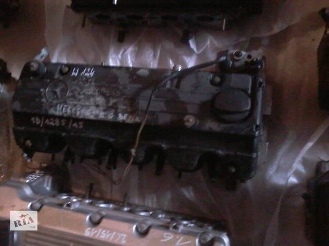 бу Б/у головка блока для легкового авто Mercedes 123  2,0 в Луцке