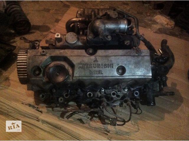 Б/у головка блока для легкового авто Mitsubishi Galant 2.0td дизель- объявление о продаже  в Одессе