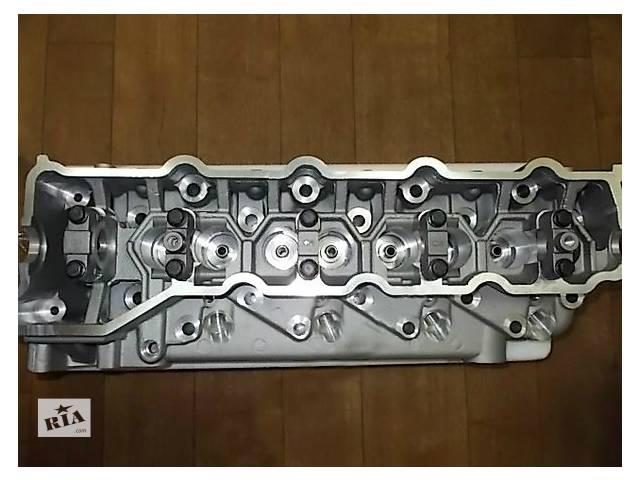 Б/у головка блока для легкового авто Mitsubishi Pajero 2.8 td- объявление о продаже  в Ужгороде