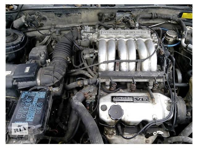 продам Б/у головка блока для легкового авто Mitsubishi Sigma 3.0 бу в Ужгороде