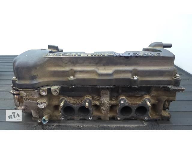 продам Б/у головка блока для легкового авто Nissan Primera P11 QG-18 1,8 бу в Яворове