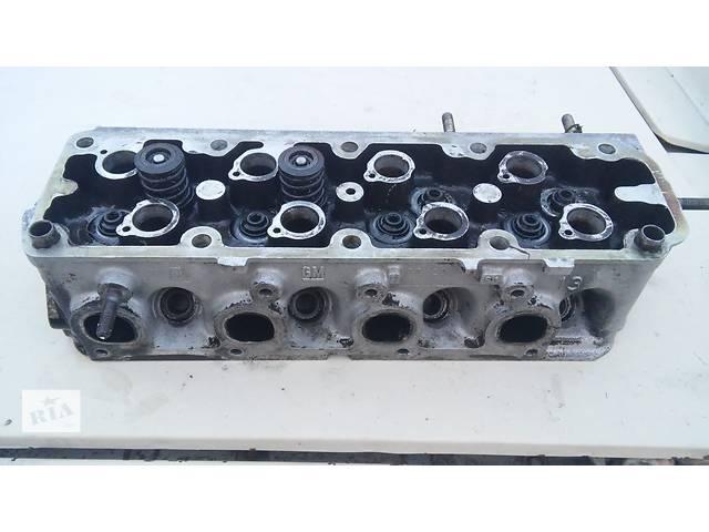 Б/у головка блока для легкового авто Opel Kadett 1.3 бензин- объявление о продаже  в Ковеле