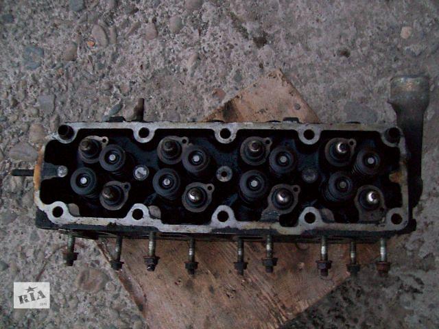 бу Б/у головка блока в сборе для легкового авто Opel Omega A (Vectra A) 1.8i в Ковеле