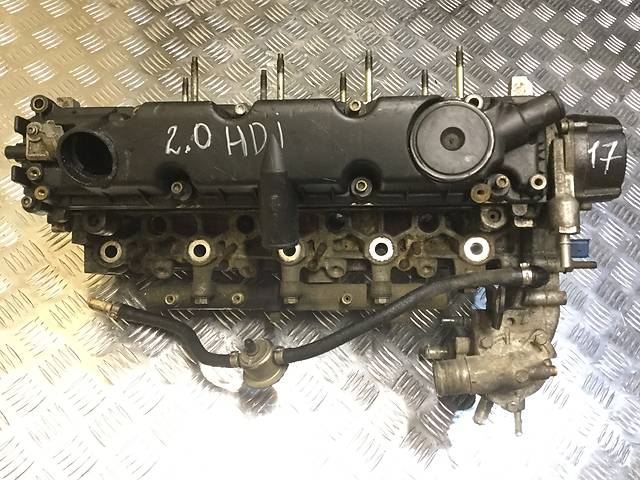 продам Б/у головка блока для легкового авто Peugeot Partner 2.0 HDi бу в Луцке