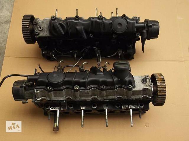 бу Б/у головка блока для легкового авто Peugeot Partner1.9D в Луцке