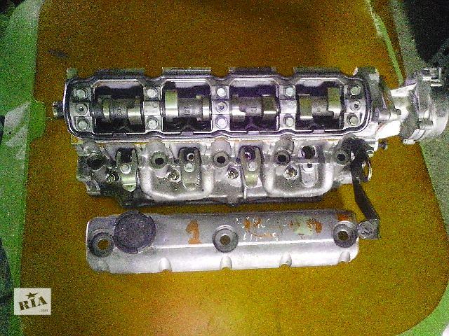 продам Б/у головка блока для легкового авто Renault Kangoo 1.9td бу в Ковеле