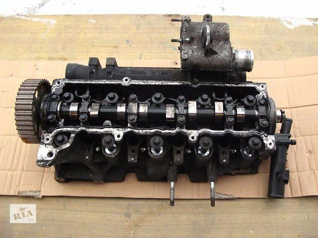 Б/у головка блока для легкового авто Renault Kangoo1.5DCI- объявление о продаже  в Луцке